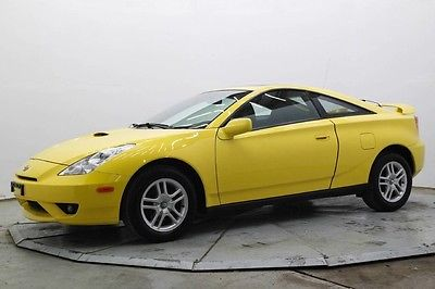 2004 Toyota Celica GT GT Auto Full Pwr 15in Wheels Pwr Sunroof Spoiler 36K Must See and Drive Save