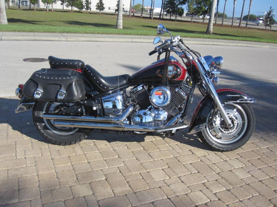 Yamaha v star motorcycles for sale in fort myers florida for Yamaha motorcycle for sale florida