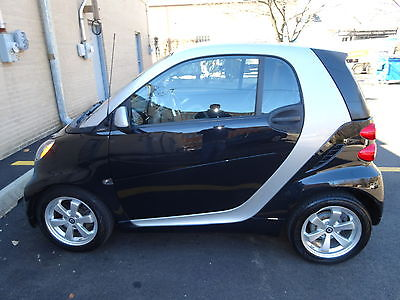 2012 Smart FORTWO PASSION 2012 Smart Fortwo Passion Coupe 2-Door 1.0L
