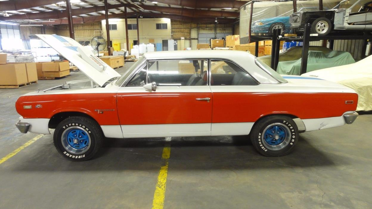 1969 AMC Hurst S/C Rambler  1969 AMC Hurst S/C Ramblers