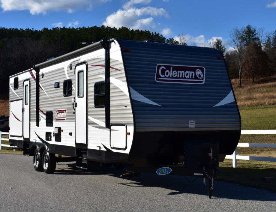 2017 Coleman COLEMAN CTS314BH