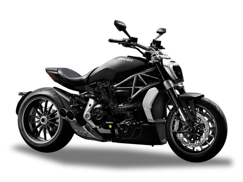 2016 Ducati XDiavel Dark Stealth