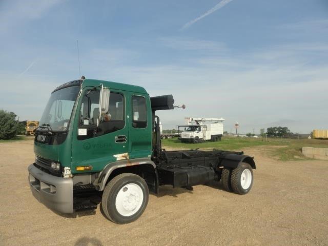 2000 Isuzu Ftr Hooklift Truck