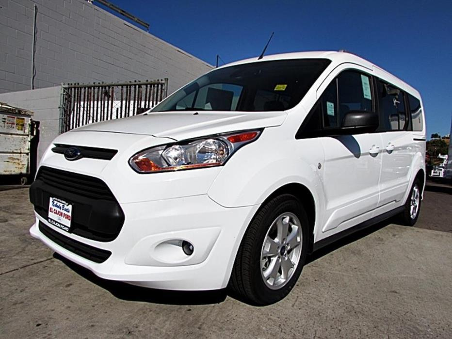 2017 Ford Transit Connect Wagon  Passenger Van