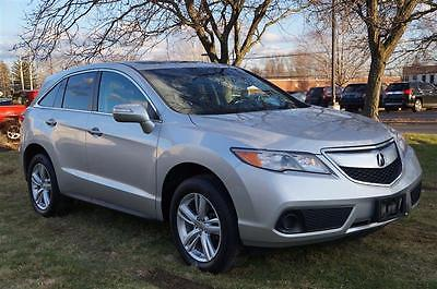 2014 Acura RDX AWD REAR VIEW CAMERA LEATHER HEATED SEATS WARRANTY 2014 ACURA RDX AWD REAR VIEW CAMERA LEATHER HEATED SEATS WARRANTY