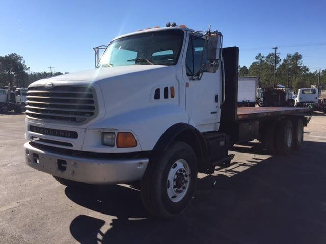 2003 Sterling Lt8500 Flatbed Truck