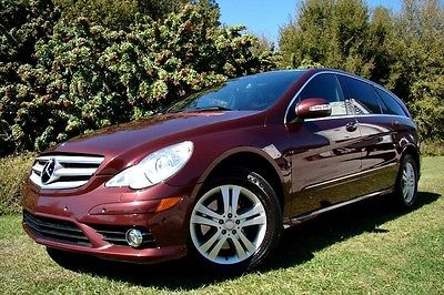 2008 Mercedes-Benz R-Class 2008 MERCEDES BENZ R320 CDI WITH ONLY 65,000 LOW MILES SERVICED! FLORIDA! CLEAN