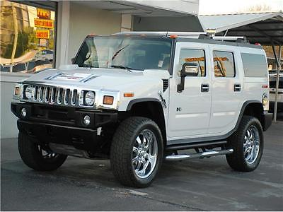 2006 Hummer H2 H2 2006 HUMMER H2  43 K Miles  V8 6.0L SUV 4WD 4X4 SUPER CLEAN Collectible FLORIDA