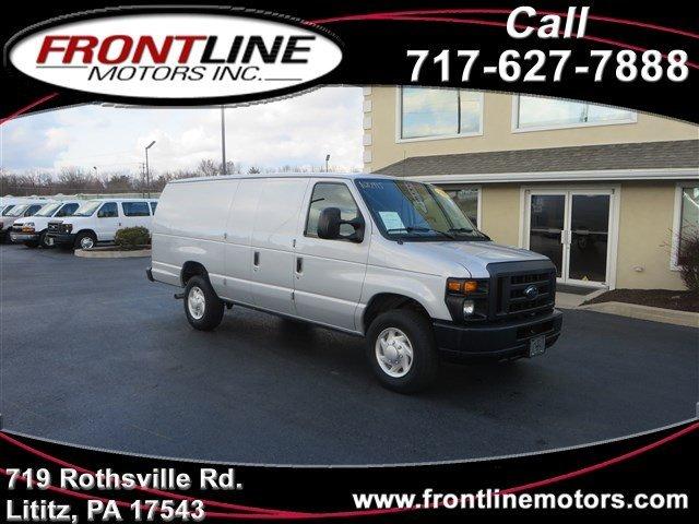 2008 Ford Econoline Cargo Van Cargo Van