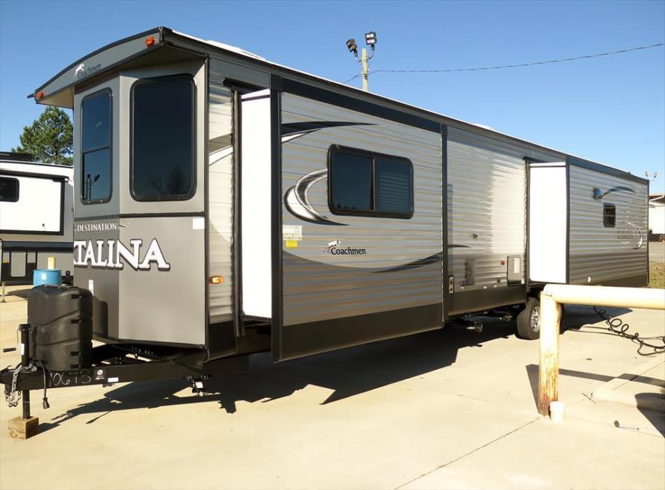 Catalina Coachmen Travel Trailer Antenna