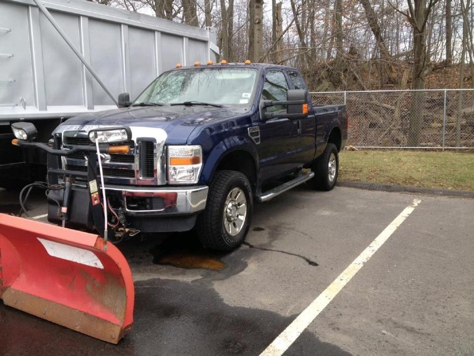 2008 Ford F350  Plow Truck - Spreader Truck