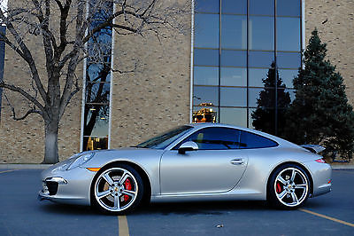 2012 Porsche 911 Carrera S Coupe 2-Door 2012 Porsche 911 S PDK, PASM, Sport seats, Chrono, Sport exhaust, LOADED