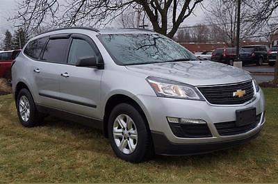 2015 Chevrolet Traverse LS AWD DVD ENTERTAINMENT CAMERA 8-PASSENGER SEATIN 2015 CHEVROLET TRAVERSE LS AWD DVD ENTERTAINMENT CAMERA 8-PASSENGER SEATIN