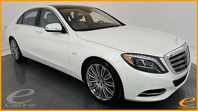 2015 Mercedes-Benz S-Class S600 | EXECUTIVE REAR+ | PANO | REAR DVD | HEADS U 2015 Mercedes-Benz S-Class