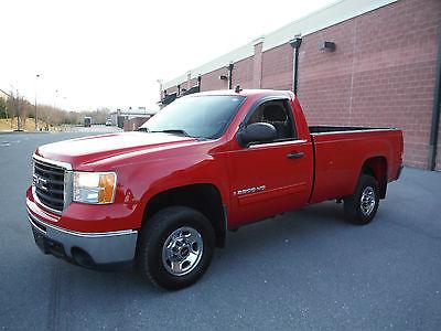 2008 Chevrolet Silverado 2500 SLE 2008  CHEV HD 2500 GMC SLE REGULAR CAB 4X4 8FT BOX 4X4 1 OWNER VERY NICE TRUCK