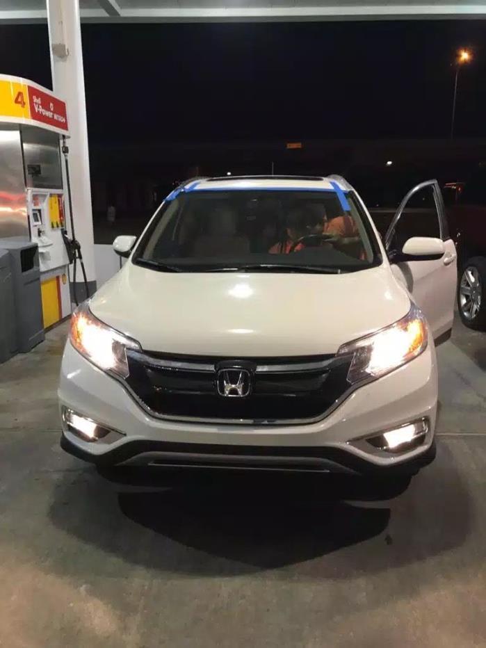 2015 Honda CR-V  2015 HONDA CR-V EX-L 4x4