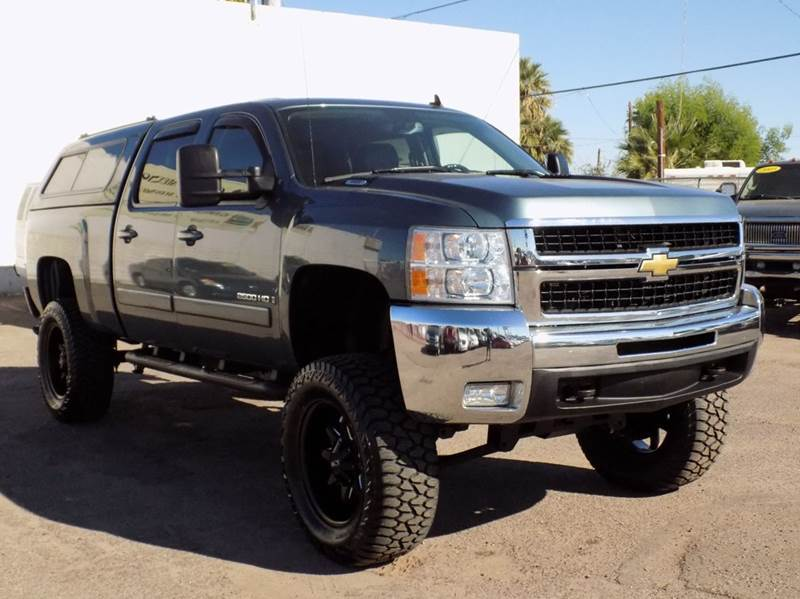 chevrolet silverado 2500hd cars for sale in arizona. Black Bedroom Furniture Sets. Home Design Ideas