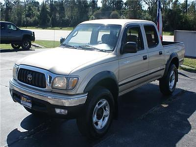 2001 Toyota Tacoma PreRunner 2001 Toyota Tacoma PreRunner 1 Owner Automatic 4 Cyl Cold AC Doublecab Bedliner