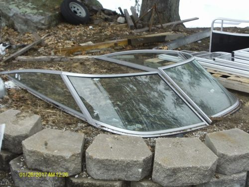 Windshield for 2006 Crownline from Taylor Made