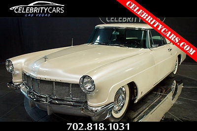 1956 Lincoln Continental  1956 Continental Mark II las vegas elvis Low Miles (Lincoln / Ford)