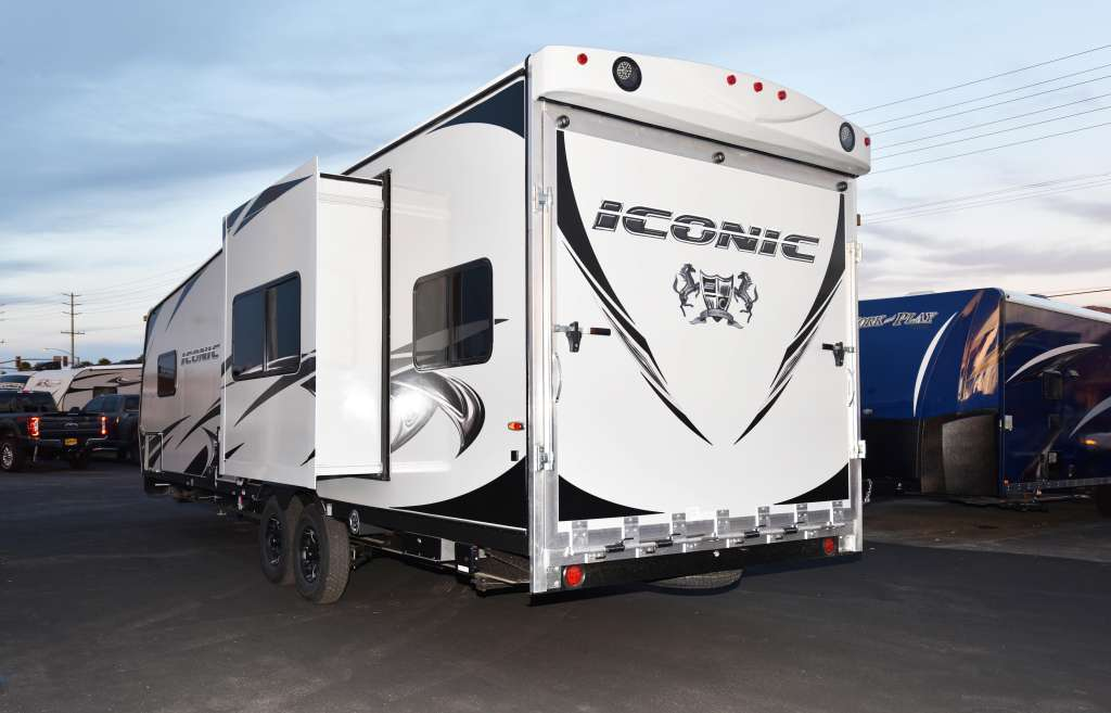 2018 Eclipse Iconic 2816SWG, 0