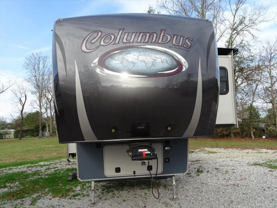 2013 Palomino Columbus 320RS, 1