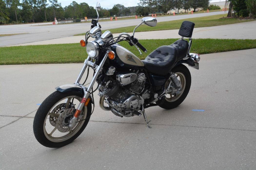 Yamaha virago 1100 motorcycles for sale in port orange for Yamaha motorcycle for sale florida