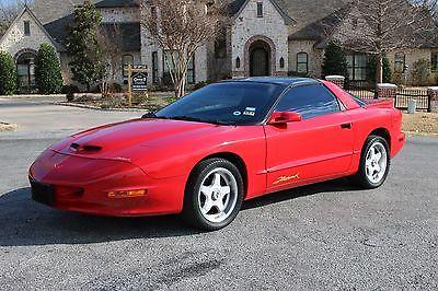 1994 Pontiac Firebird  1994 Pontiac Firehawk *15K miles* ~~RARE~~ SLP Firebird