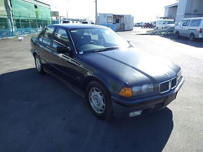 1992 BMW 3-Series Base Sedan 4-Door 1992 BMW 318i E36 Sedan 4-Door 1.8L RHD JDM Right Hand Drive Euro Japanese