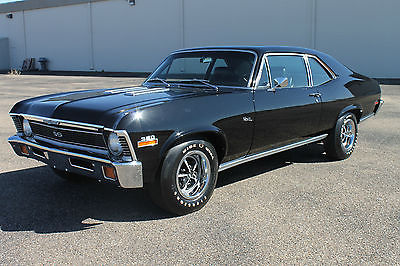 1971 Chevrolet Nova SS 1971 Nova SS Rotissorie Restored All Numbers Match with Documentation
