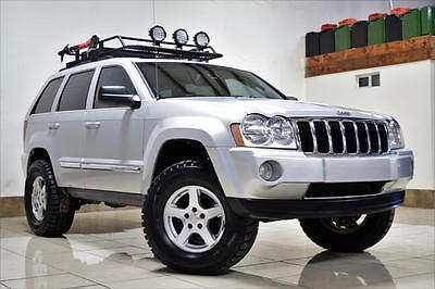2005 Jeep Grand Cherokee Limited JEEP GRAND CHEROKEE LIMITED LIFTED 4X4 OFF ROAD LIGHTS LOW MILES SUPER CLEAN