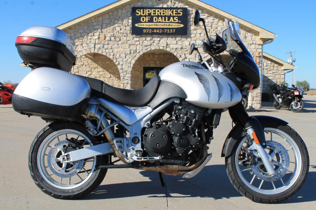Triumph Tiger 955i Motorcycles For Sale