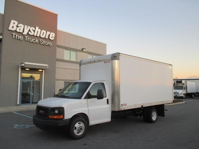 2014 Gmc Savana G1500 Cargo Van