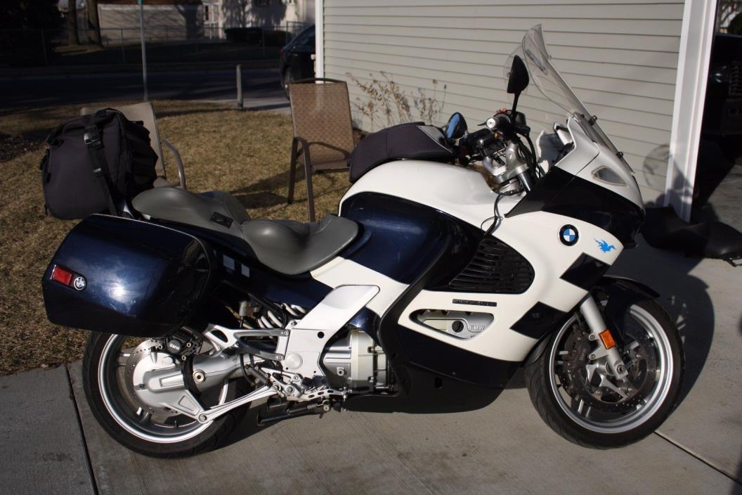 2003 BMW K-Series  2003 BMW K1200GT Many Many Extras I will Sell with or without