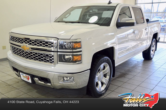 Chevrolet cars for sale in cuyahoga falls ohio for Falls motor city cuyahoga falls
