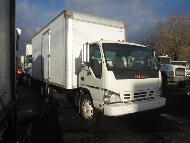 2006 Gmc W5500 Box Truck - Straight Truck