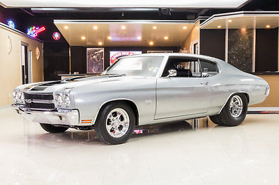1970 Chevrolet Chevelle  Pro Street Monster! Shafiroff 540ci V8 (675hp), Built TH400 Auto, PS, PB, Posi