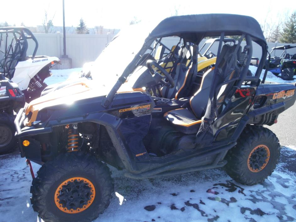 Can Am Commander 1000 Xtp Motorcycles For Sale