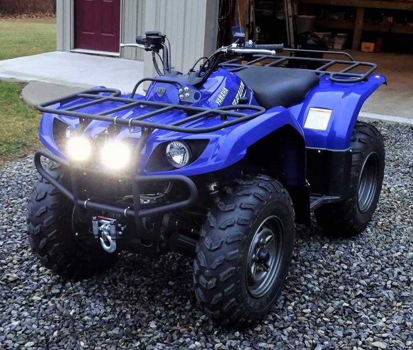 Atvs for sale in edwardsburg michigan for Yamaha 350 4x4