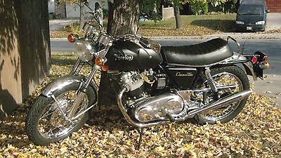 Norton: Commando 1971 Norton Commando
