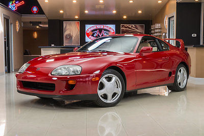 1994 Toyota Supra Twin Turbo Hatchback 2 Door Twin Turbo, 6 Speed Manual