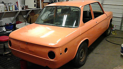 1972 BMW 2002 Base Sedan 2-Door 1972 BMW 2002 Tii PROJECT