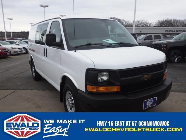 2014 Chevrolet Express Cargo Van Cargo Van