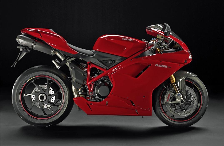 2010 Ducati Superbike 848 Dark