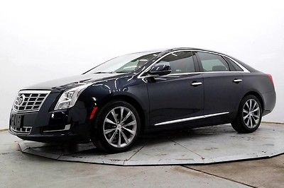 2014 Cadillac XTS Base Sedan 4-Door 3.6L V6 Leather HID Headlights Bose Sat Radio Bluetooth 14K Must See Save