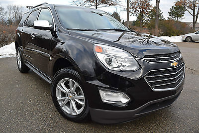 2016 Chevrolet Equinox LT-EDITION  Sport Utility 4-Door 2016 Chevrolet Equinox LT SUV Sport Utility 2.4L/Camera/Screen/2 Keys/17
