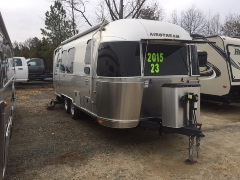 2015 Airstream International Signature 23FB