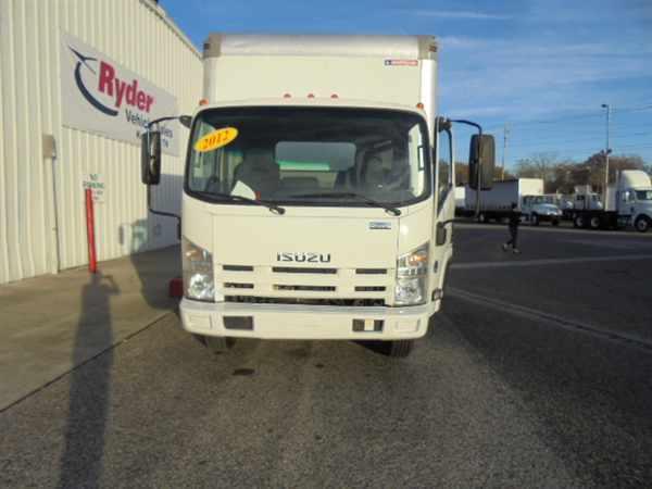 2012 Isuzu Nrr Box Truck - Straight Truck