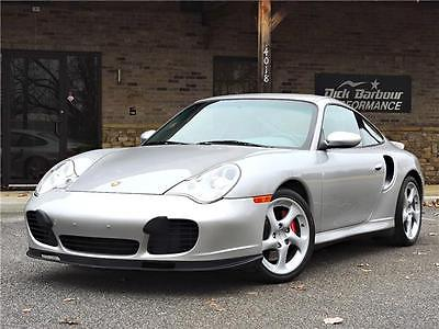 2001 Porsche 911 Turbo 2001 Porsche 911 Turbo, 22,701 Miles, Clean Carfax, Fully Serviced, New Tires