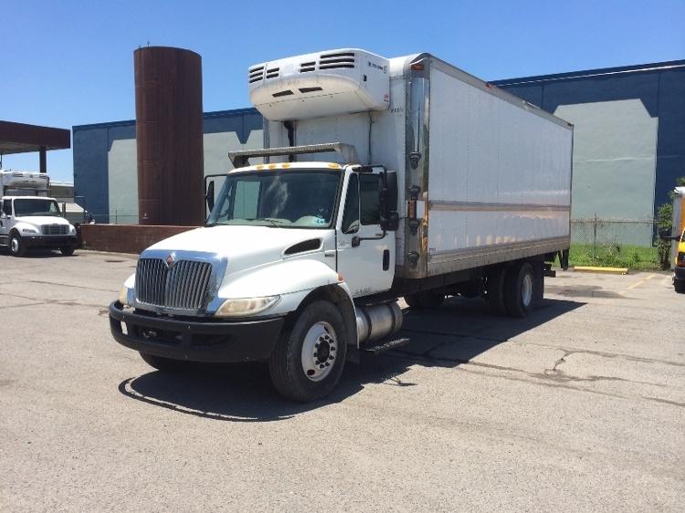 2010 International Durastar 4300  Refrigerated Truck
